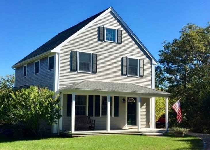 Farm House Colonial on 2 Acres, Close to Long Point Beach ( June , September ) #1