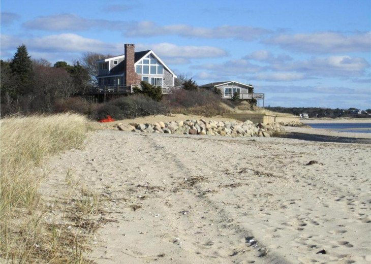 True Waterfront 4 Bedrooms, 4 Acres on Nantucket Sound #1