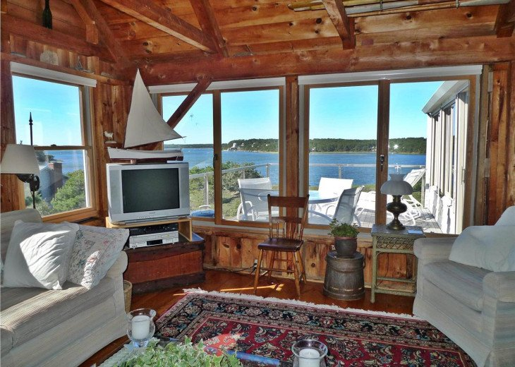 Stunning Water Views from ''Windward'' on the Bay #1