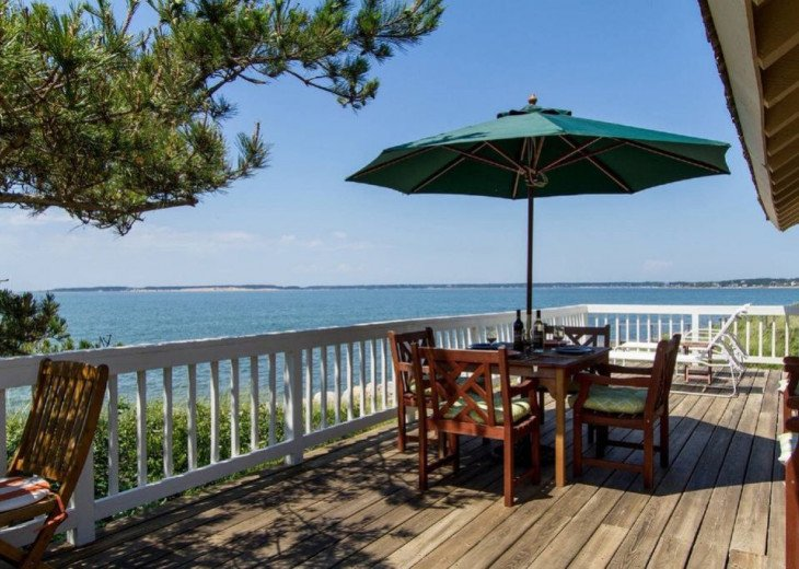 Spectacular Private Waterfront Cottage on Bayside. Panoramic Views. Pet Friendly #1